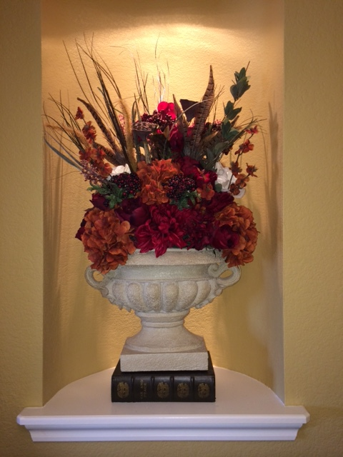 Custom floral #2