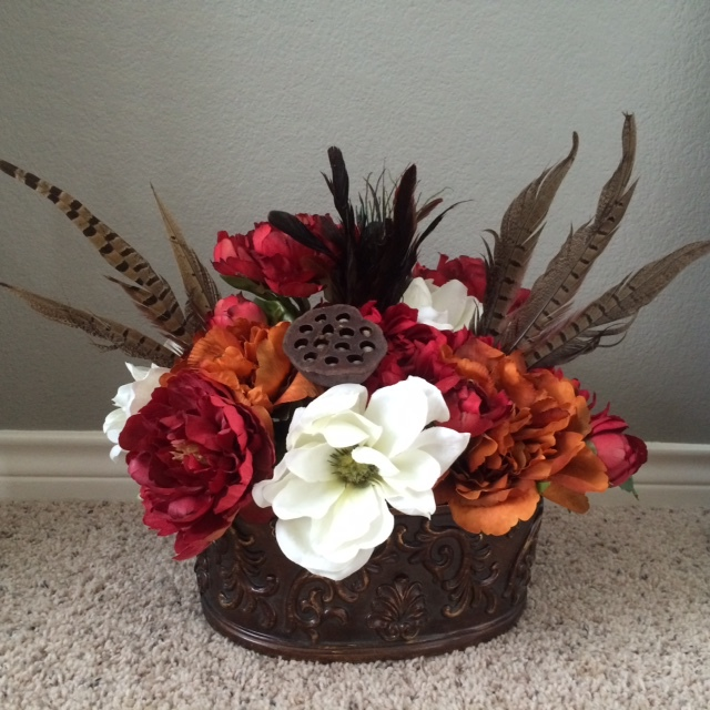 Custom floral #5