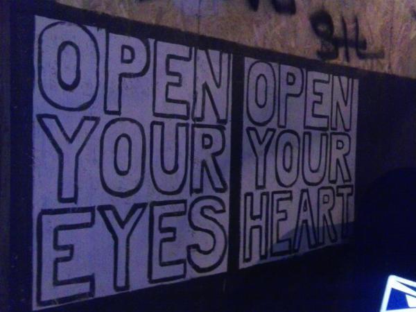 Artist Message