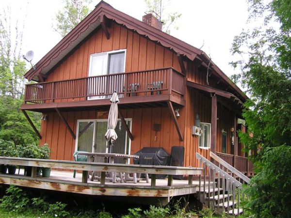 My sweet little home in the Minnesota north woods. You must only to love them, Lessons Learned in Turkey; annmariemershon.com, https://mershon.wordpress.com/