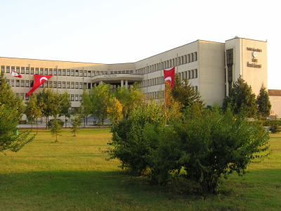 The Koç School in Istanbul is an amazing facility: annmariemershon.com