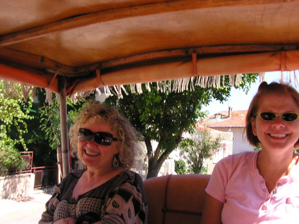 How could we resist a carriage ride on the Princes' Islands? Istanbul, Turkey: annmariemershon.com