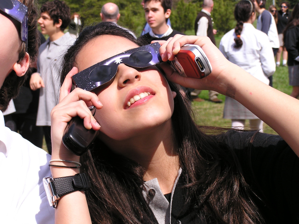 Kids were diligent about using their blackout glasses to watch the eclipse. Istanbul, Turkey: chapter 32, You must only to love them. http://mershon.wordpress.com