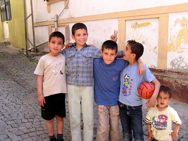 Little boys welcomed us to Ayvalik. Ayvalık, Turkey: chapter 35, You must only to love them. http://mershon.wordpress.com