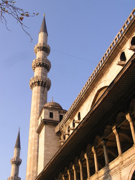 Süleymaniye's exterior is sheer majesty. Istanbul, Turkey: chapter 55, You must only to love them. http://mershon.wordpress.com