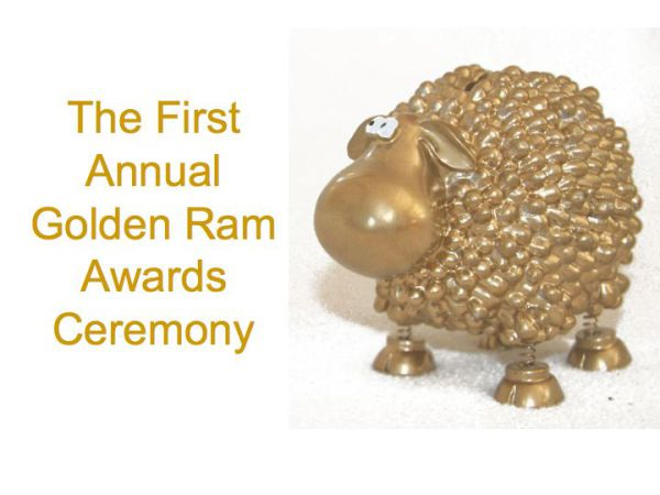The First Annual Golden Rams Award Ceremony, Koç Lisesi Istanbul, Turkey: chapter 56, You must only to love them. http://mershon.wordpress.com