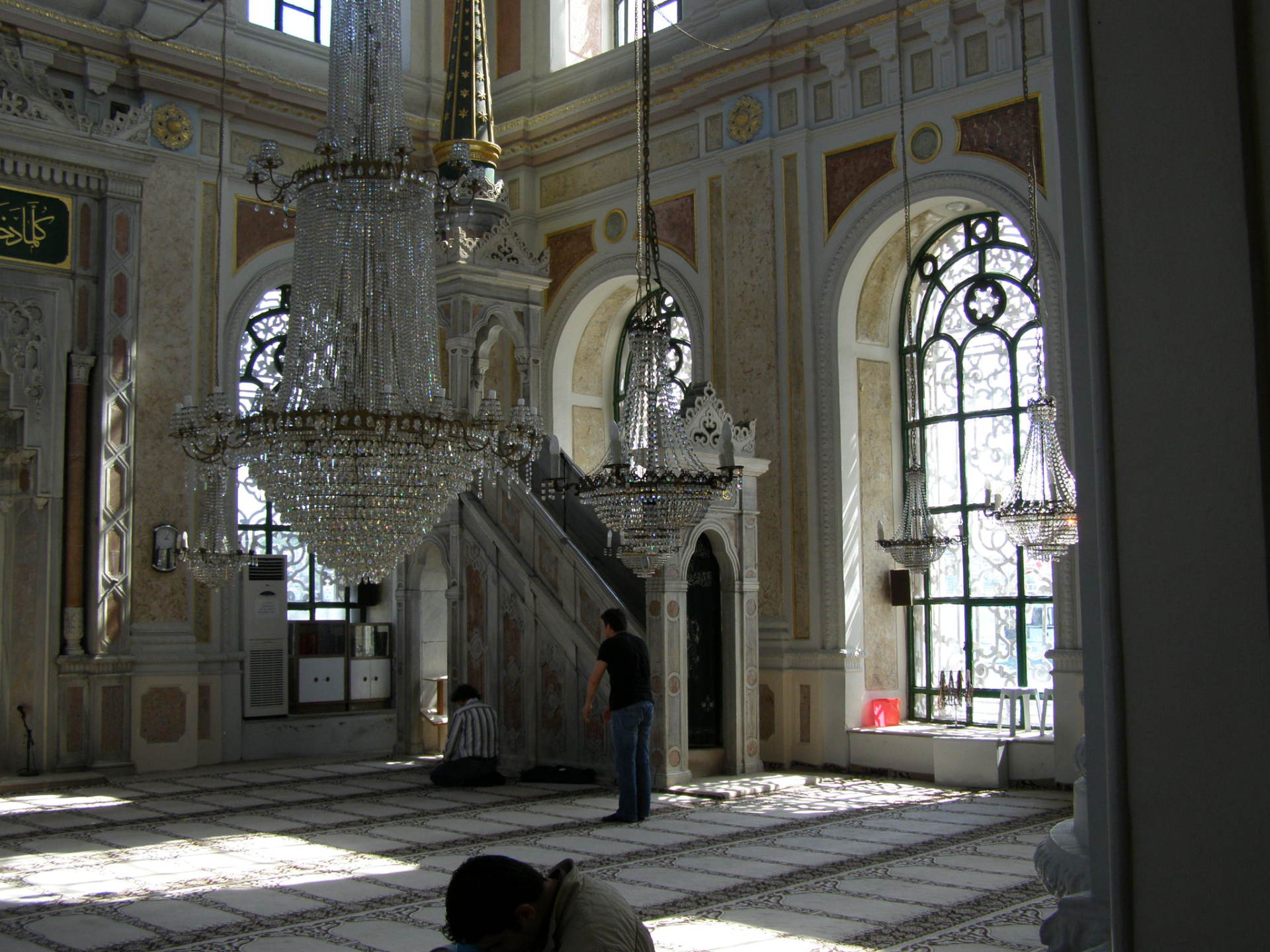 I'd miss the splendor of Turkey's mosques, especially the  ornate Ortaköy Mosque. Istanbul, Turkey: chapter 58, You must only to love them. http://mershon.wordpress.com