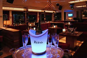 The interior of the elegant Reina Night Club. Istanbul, Turkey: chapter 65, You must only to love them. http://mershon.wordpress.com