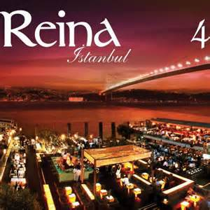 An ad for Istanbul's famous Reina Night Club. Istanbul, Turkey: chapter 65, You must only to love them. http://mershon.wordpress.com