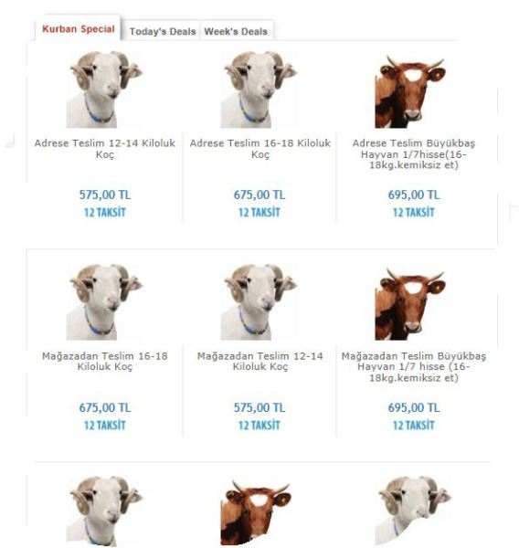 This is the ad put out by the grocery store chain for Kurban Bayram sheep and cows. Bossy or Edna? Istanbul, Turkey: chapter 74, You must only to love them. http://mershon.wordpress.com