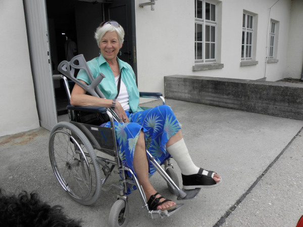 A broken foot didn't keep me from traveling to Germany for Jana's wedding. Hamburg, Germany: chapter 77, You must only to love them. http://mershon.wordpress.com