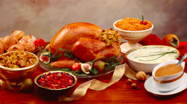 Getting through Thanksgiving