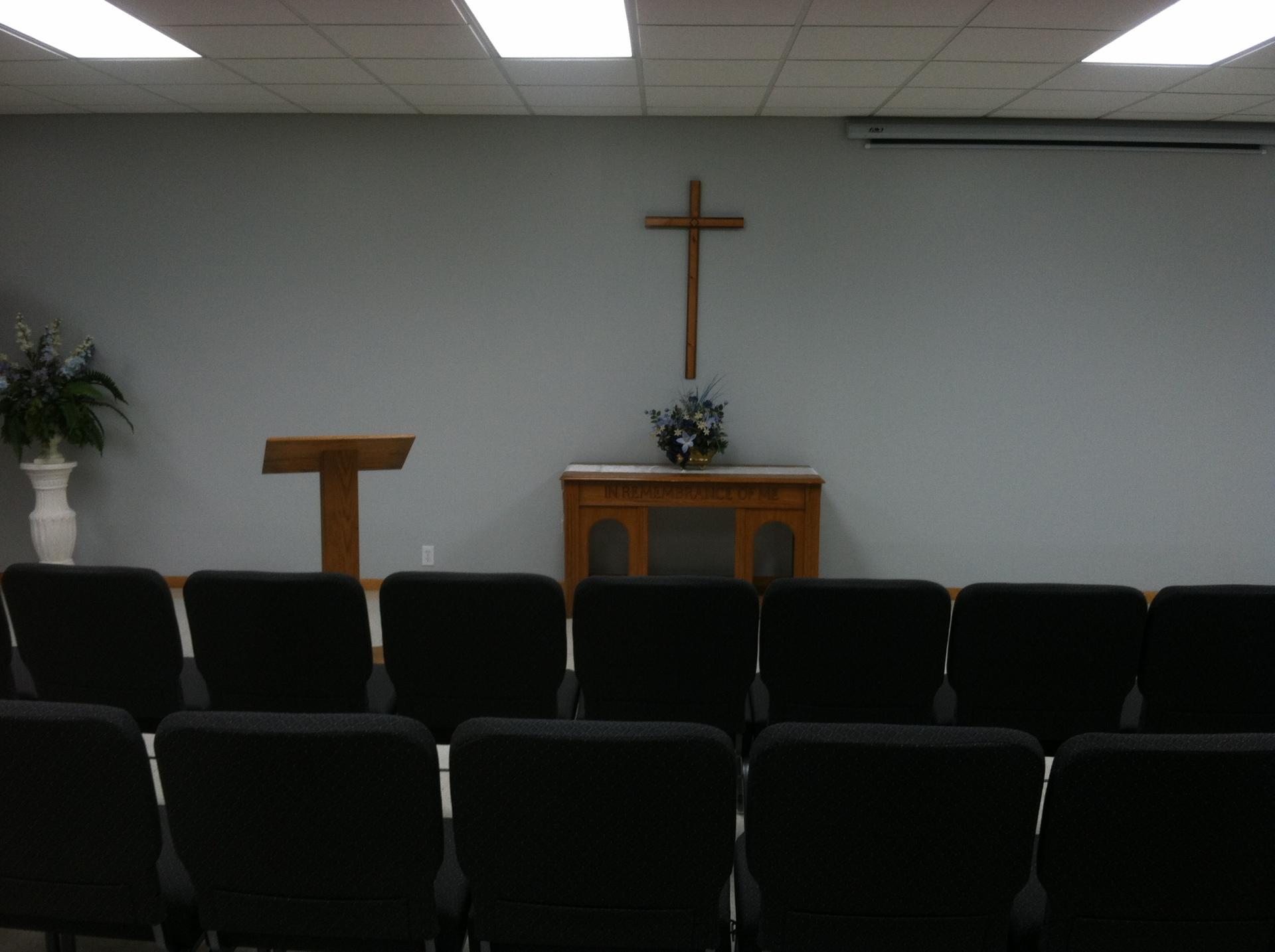Our Old Sanctuary