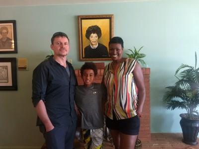 Hatchett's visit from TX_4- 2018