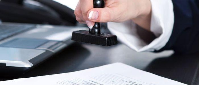 exame e aprovação da assessoria jurídica no srp