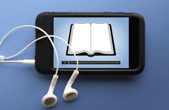 audiobook licitação