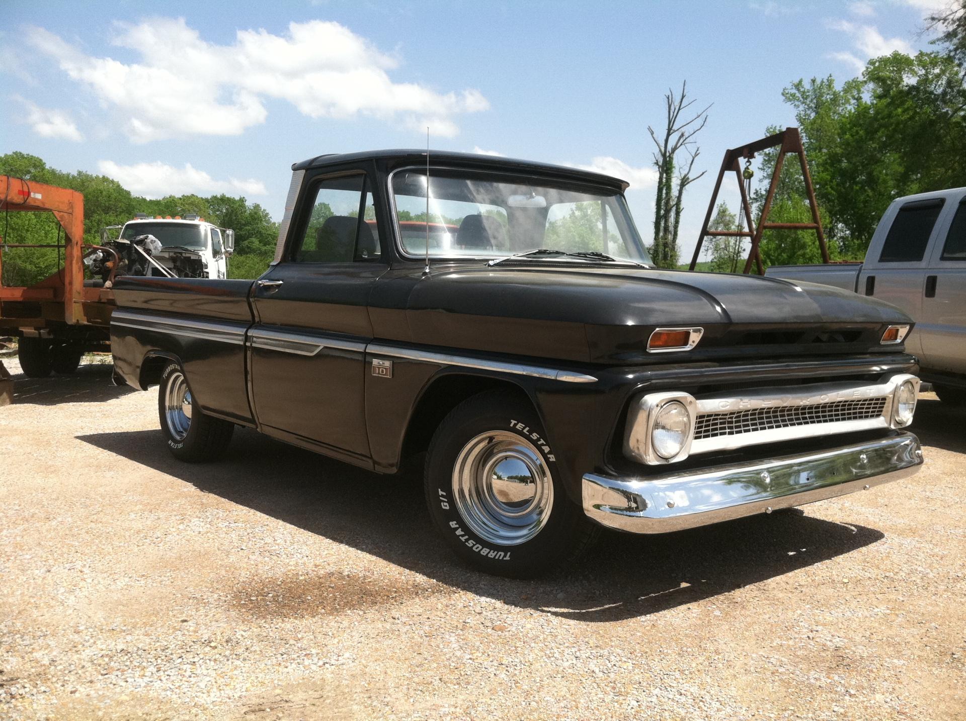 1966 C-10