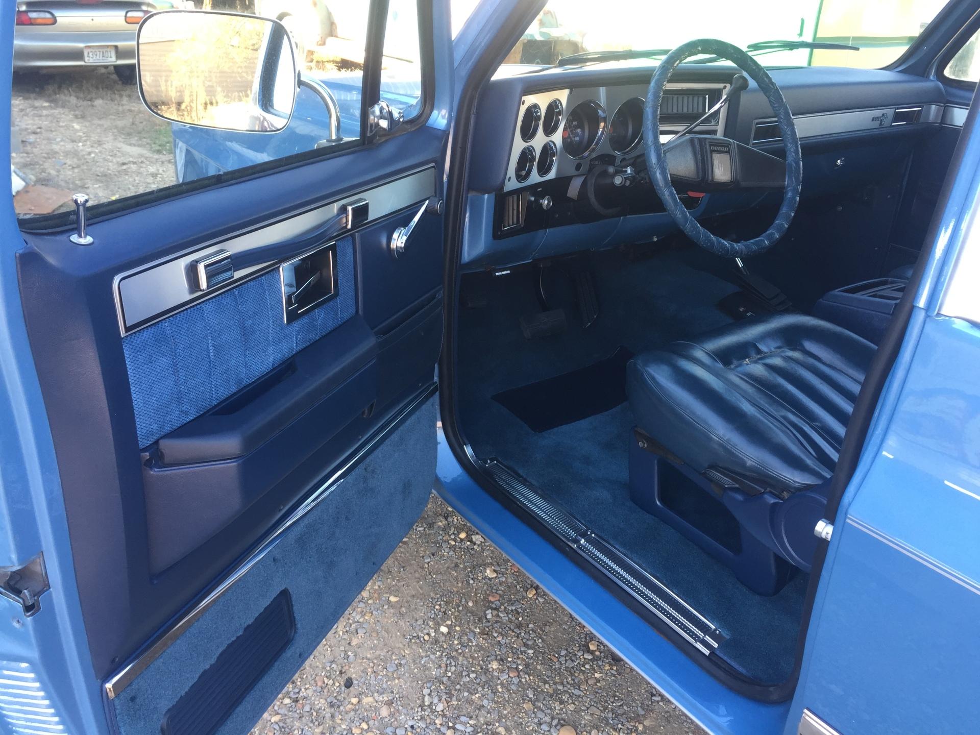 1987 K5 Blazer