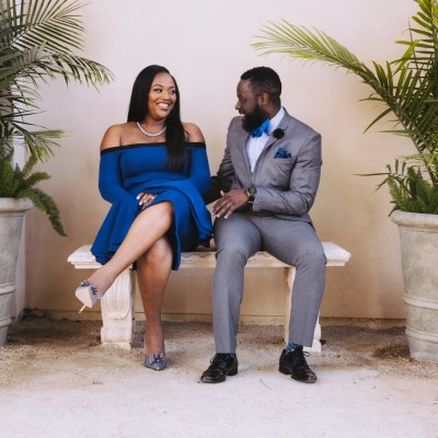 Future Mr. and Mrs. Jackson