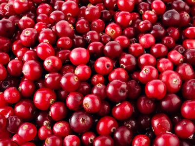 Cranberries you're new super fruit