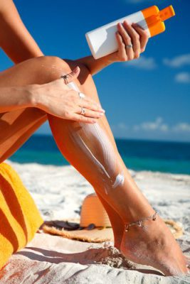Scary facts about Sun Block