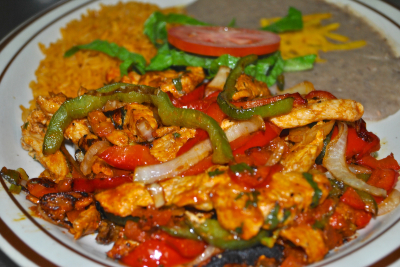 mexican chicken, mexican food