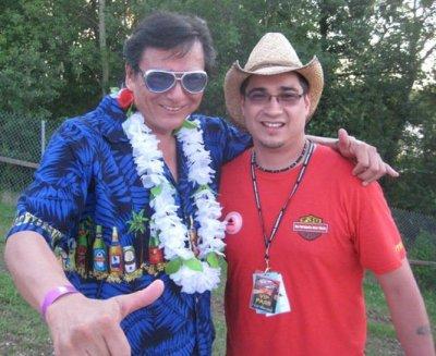 "Elvis, aka: Gerry ""The Big Bear"" Berrett"