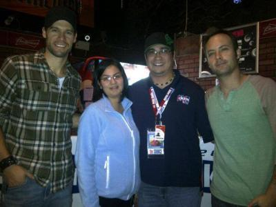 My Wife Silver and Chad Brownlee and Dallas Smith(Default)