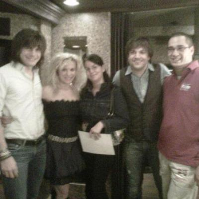 My Wife Silver and The Band Perry.