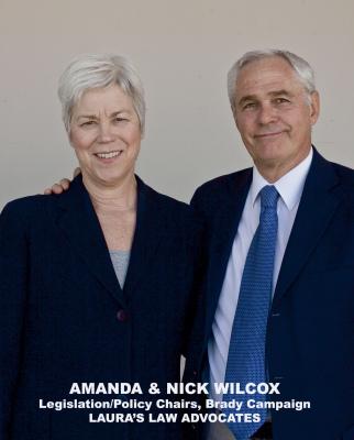 Amanda & Nick Wilcox