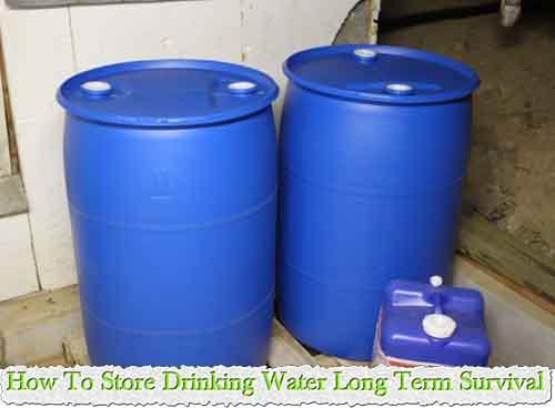 Methods to Transport Water