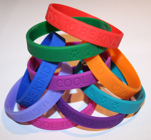 Cool To Be Kind Wristbands