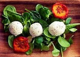 Spinich Salad