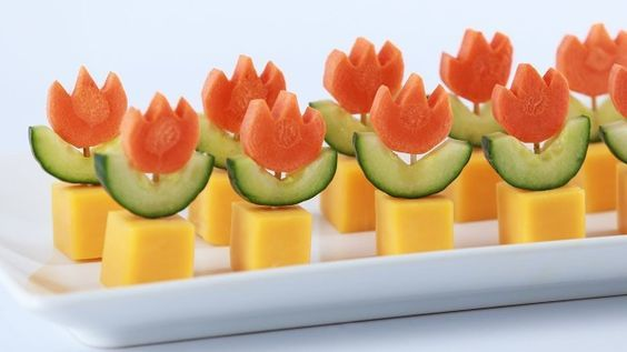 Tulip Cheddar Appetizers