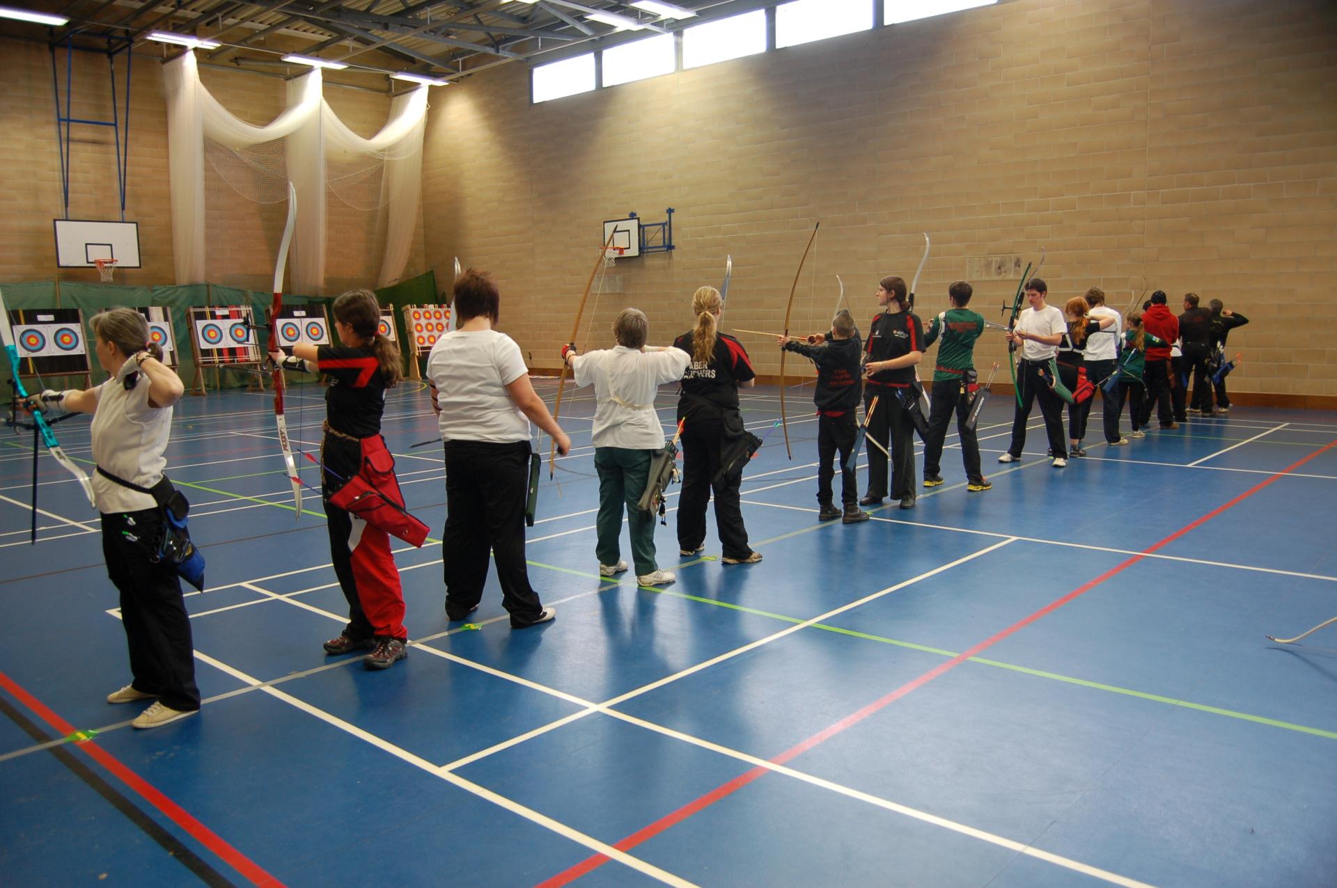 Dyfed Archery Association Indoor Championships