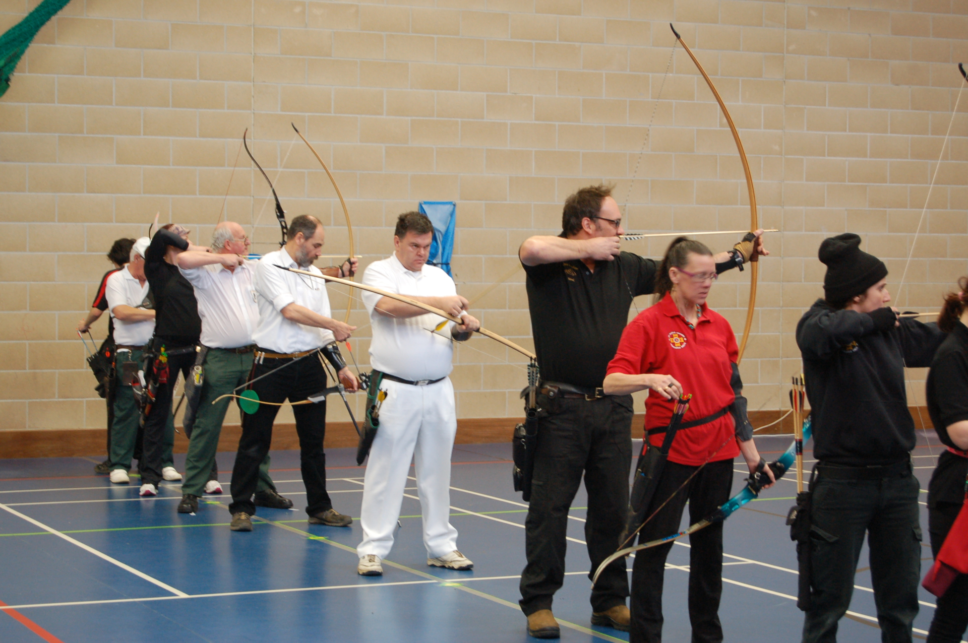 Dyfed Archery Association Indoor Championships