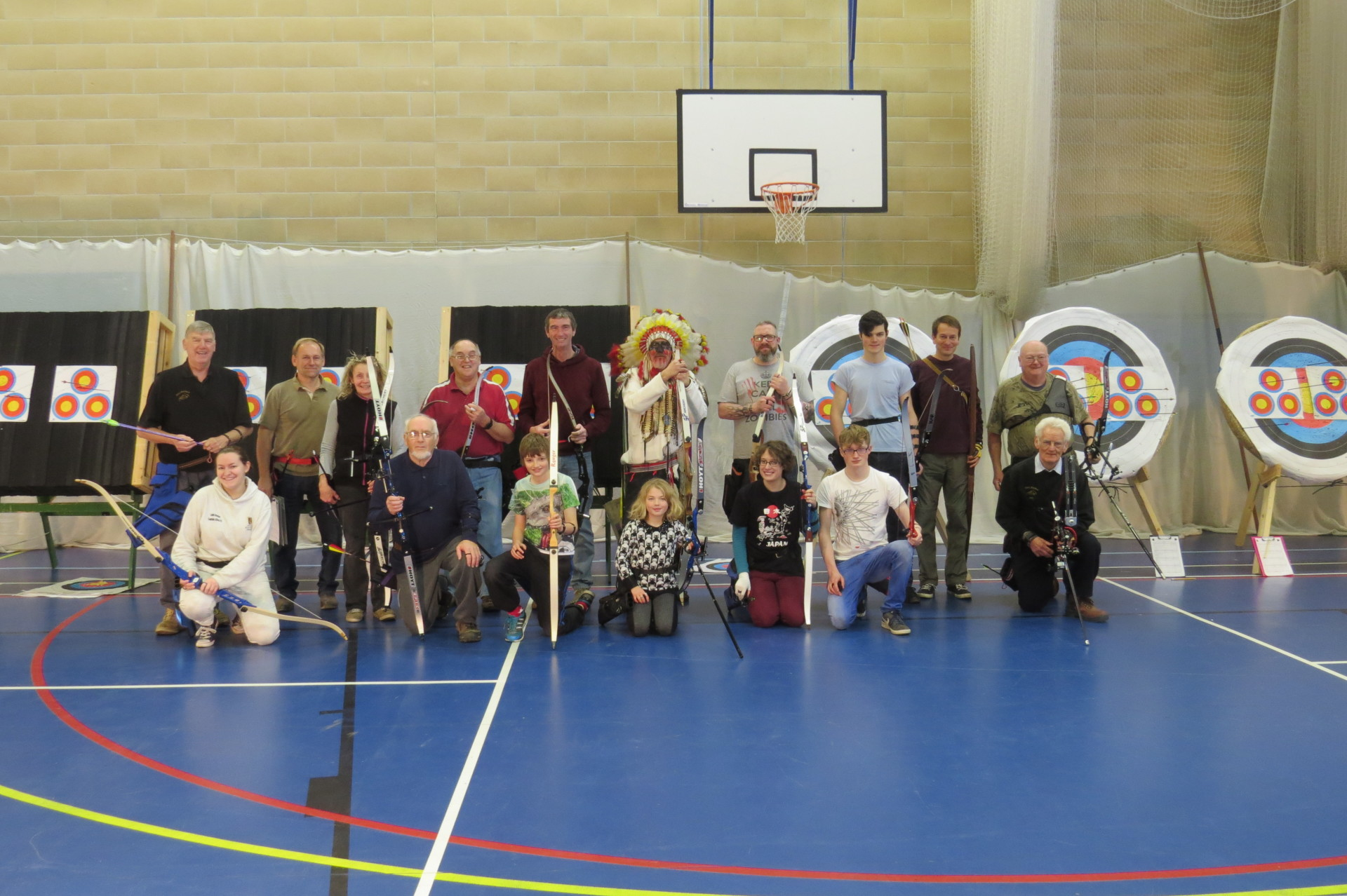 Fort Archers Children In Need Shoot 27/11/2016