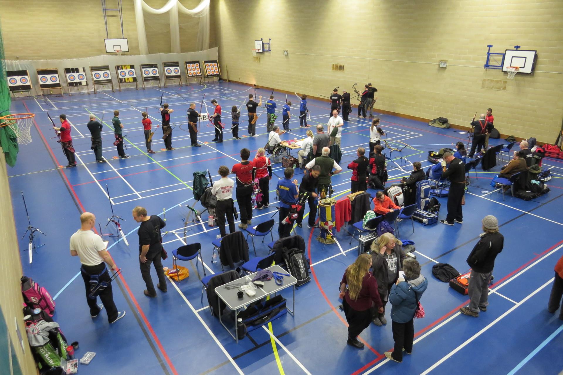 Dyfed Archery Association Indoor Championships 2017