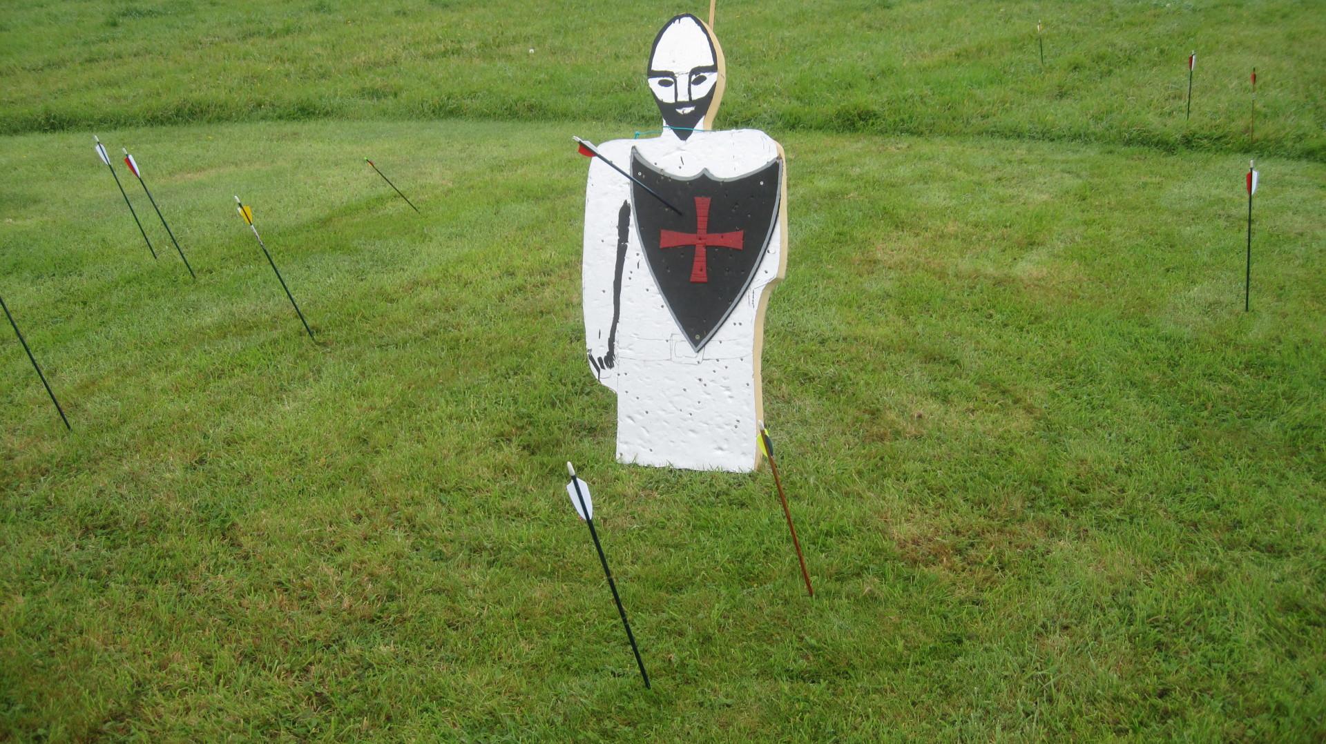 Mel Kills the Knight