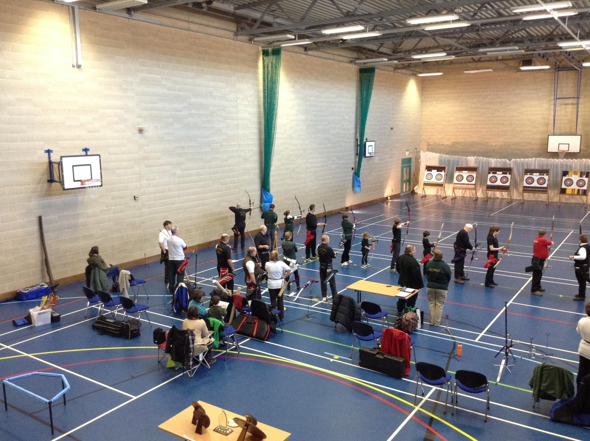 DAA Indoor Championship 2014