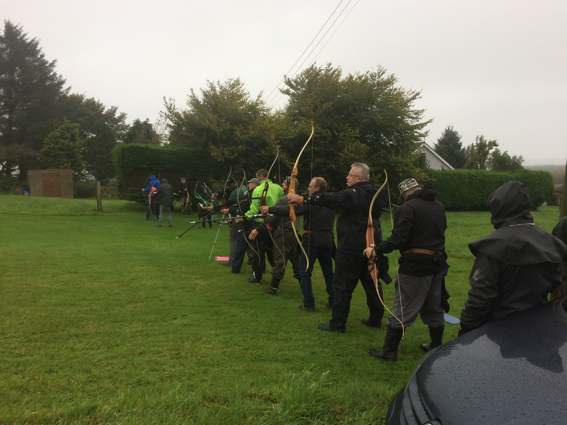 Fort Archers Outdoor Championship 10/09/2017