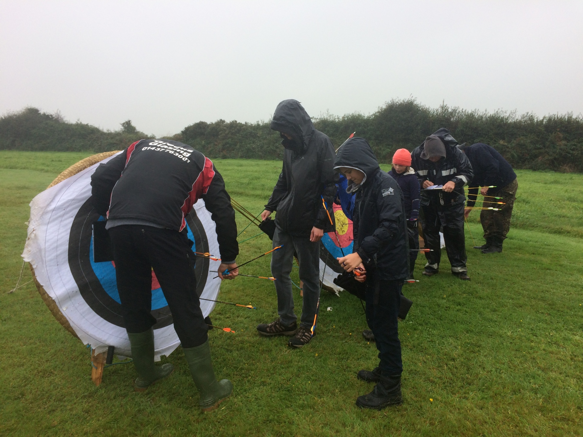 Fort Archers Outdoor Championship. 10/09/2017