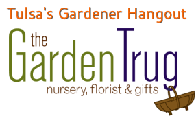 March 2016: The Garden Trug