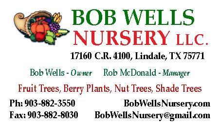 Bob Wells Nursery