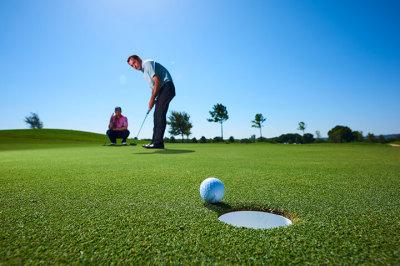 Scramble Golf Tournament at WinStar Golf Course