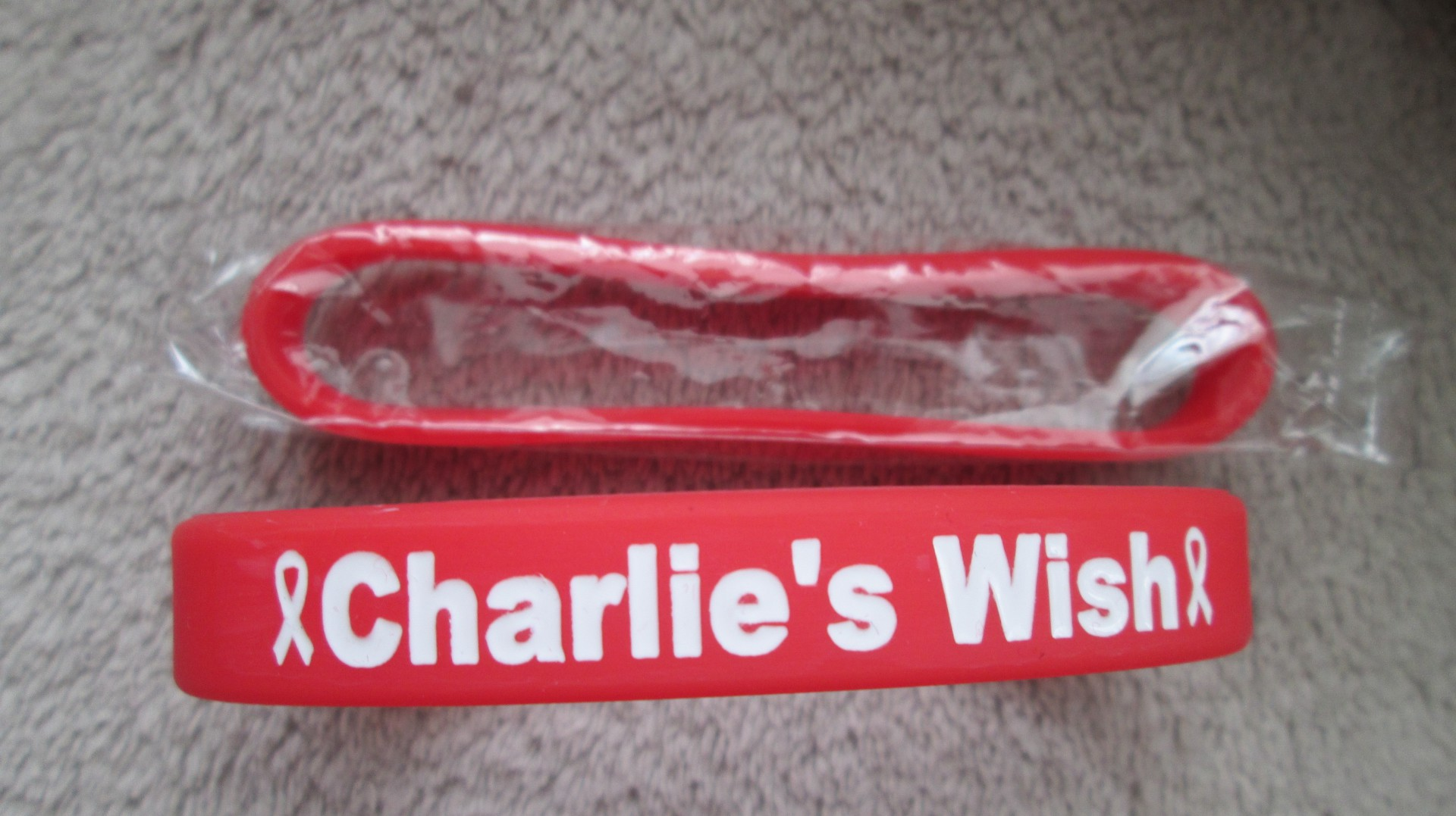 Charlie's Wish Support Bands