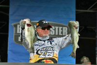 Rick Clunn Wins Bassmaster Elite Series On St. Johns River