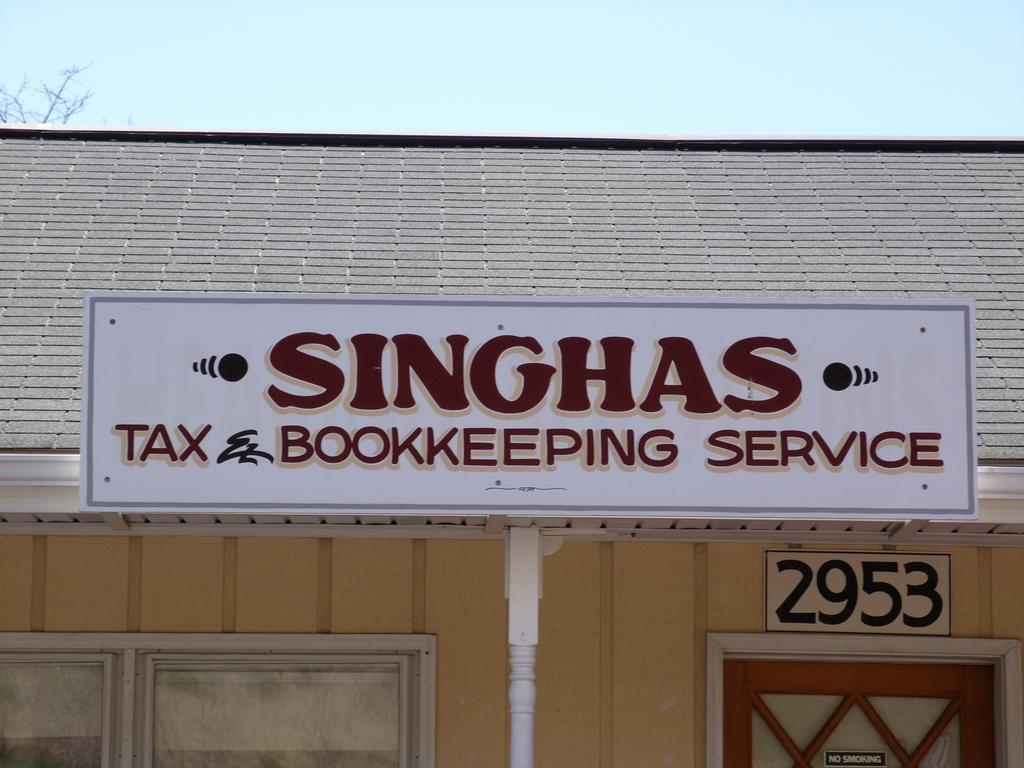 Singhas Tax & Bookkeeping