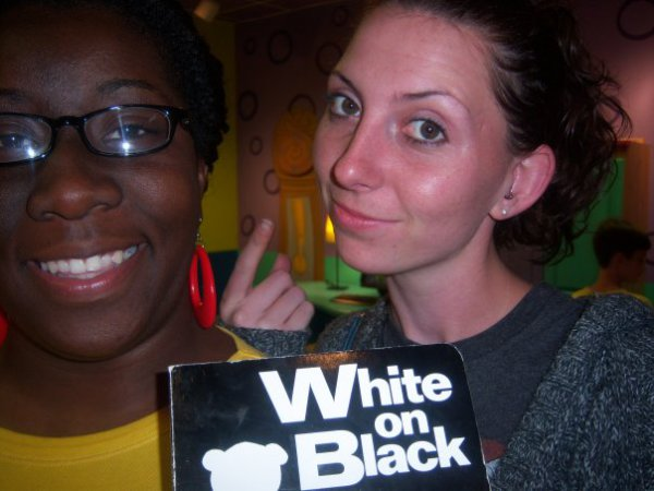 My goof friend Meagan and I back in college...#goodtimesgalore