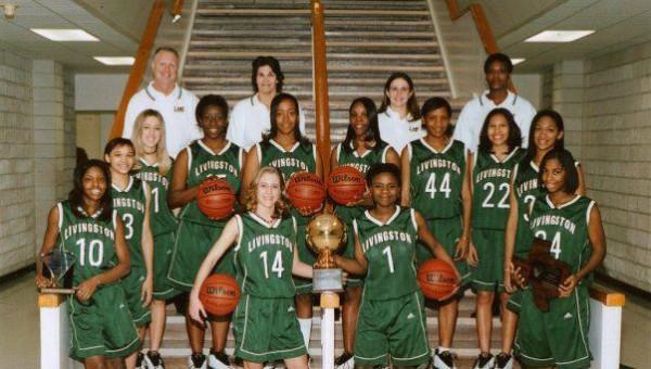High School Basketball Team